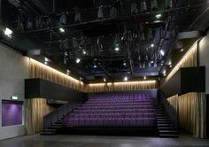Quarterhouse Performing Arts and Business Centre Interior Design
