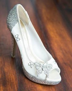 some wedding shoes    http://www.lizfields.com