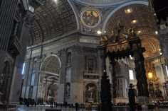 Inside-St-Peters-Basilica-Vatican-City