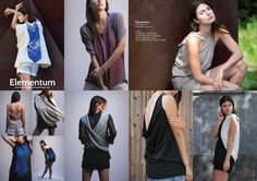The winter is still with us, but we can't wait for the new season. Here a small preview of the Elementum Spring/Summer 15 catalogue. SS15, we are ready!