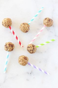 Chocolate Chip Energy Bites for Kids