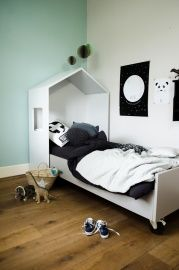 1 persoons bed   Bedhuisje   Authentique Mignon