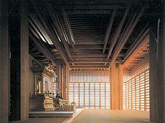 Tadao Ando. Komyo-ji-Saijo Temple, Ehime, Japan. 2000