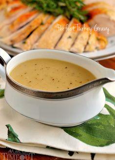 The Best Turkey Gravy Recipe - Mom On Timeout