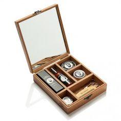Percy Nobleman® - Kit premium pour soins de barbe