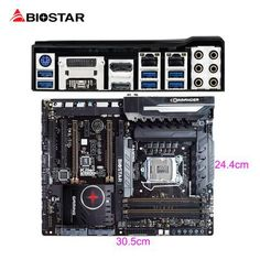 Narcando Canada BIOSTAR Z170W New GAMING Motherboard RGB LED FOR i7 7700k 6600 1151 ATX DDR4  Narcando Canada 2018 Tech Blaster Deals  #techdeals #pc #gamers #pcgamers #gamerunite #msi #sony #kingspec #sandisk #samsung #alienware #hardware #pchardware #hdd #sdd #SATA