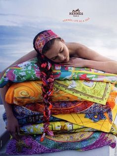 Hermes a fairy tale story. / #campaign
