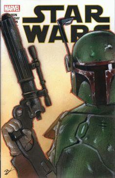 Boba FETT | By Brandon KENNEY (MARVEL Comics) | STAR WARS : Comics