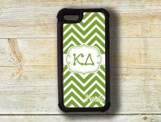 Kappa Delta big little gift Iphone case fits by #PreppyCentral #kappadelta #biglittlegift