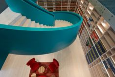 curved stair university - Google Search