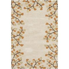 Hand-Tufted May Contemporary Rug