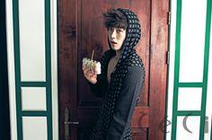 Lee Jong Suk CeCi March 2013 Look 6