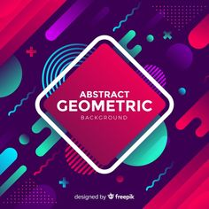 Discover thousands of copyright-free vectors. Graphic resources for personal and commercial use. Thousands of new files uploaded daily. Geometric Background, Geometric Art, Luxury Background, Standee Design, Banner Design, Isometric Design, Adobe Illustrator Tutorials, Graphic Design Posters, Graphic Design Inspiration