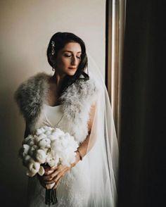 The most beautiful bride. Photo: @rachelgulotta