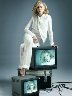 Fashiontography: Women in Hollywood by Alexi Lubomirski