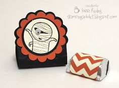 3-D Projects :: Confessions of a Stamping Addict