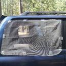 Step 0: Magnetic Window Screens for Car Camping