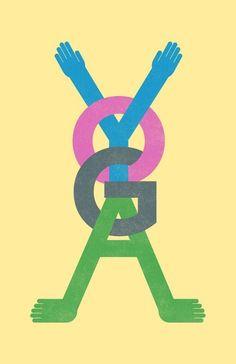 Too cute! #yoga #art #yogart