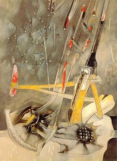 Roberto Matta, Je m'honte Discover the coolest shows in New York Abstract Expressionism, Surreal Art, Latin American Art, Organic Art, Art, Representational Art, Abstract, Figurative Artists, Contemporary Art Painting