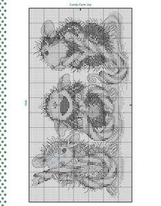 efea6bffb58a Gallery.ru   Фото  45 - Four Seasons of Cross-Stitch by House