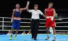 International Boxing Association drops judges from Rio Olympics