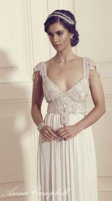 Robe mariage pas cher photo 040 et plus encore sur www for Robes de mariage anna campbell