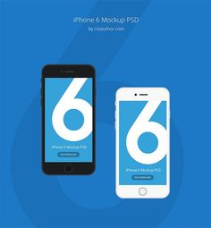 FREE IPHONE 6 MOCKUP TEMPLATE PSD - Download all for free - Getfreeresources.com