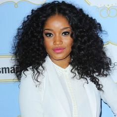 "Our #WednesdayWomanCrush is this Birthday Beauty @kekepalmer.  #ONYCHair has been following this talented young beauty since she made her debut in ""Akeelah and the Bee"", and she continues to flourish!  Mimic her #hair with #ONYC Bouncy Curly 3A. Shop USA Now >>> ONYCHair.com Shop UK Now >>> ONYCHair.uk"
