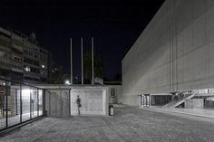 Vergilio Ferreira High School by Atelier Central Arquitectos