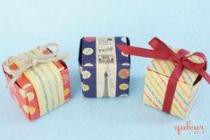 ラッピングに困る「チョコレート1粒」や「キーホルダー」など小さなプレゼントを小さな箱に入れれば、素敵なプレゼントへ大変身。今回は、折り紙1枚で作れるフタ付ききBOXの作り方をご紹介します。このフタ付きBOXは、手作りした1粒のトリュフを入れるのに、ちょうどいい大きさなんですよ。また、ご紹介するアイデアを参考にアレンジすれば、プレゼントらしさがアップして、折り紙で作ったとは思えない、素敵な仕上がりになりますよ。