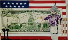 Broken Treaties work by Brandon Lazore, Onondaga Native American Artists, Native American Beadwork, American Indians, In God We Trust, Anti Racism, Indigenous Art, Second World, My People, Nativity
