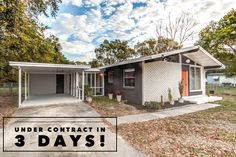 This Mid Century Listing Had *Multiple Offers* & is Now Under Contract In Just 3 Days!  Excited to have listed this home! What do you think about the floors?   Interested in knowing what your home is worth? Give me a call for a market analysis - Maciel Garcia, 407-227-9887, macielhomes5@gmail.com!   Thank you for the awesome pictures John Pierce Jr. & lovely staging by Southern Charm Home Decorating LLC! 👌🏽   https://www.facebook.com/story.php?story_fbid=10208804844733991&id=1099474075