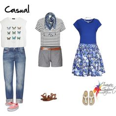 Dress code: 'Casual' by imogenl on Polyvore