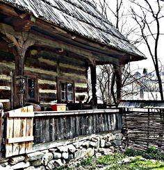 Old house, Ieud, Maramures