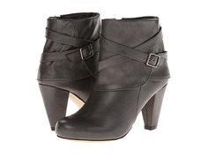 Insomniac Sale Picks: Gray Boots - Already Pretty | Where style meets body image Madden Girl Plaaza Ankle Boot via @sallymcgraw
