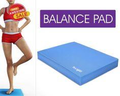 Yes4All Balance Pad Yoga Mat Elite Exercise Training Fitness size XL - ²BME4E7 - http://sports.goshoppins.com/exercise-fitness-equipment/yes4all-balance-pad-yoga-mat-elite-exercise-training-fitness-size-xl-%c2%b2bme4e7/