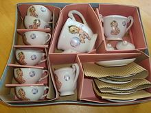 1950s Child's Tea Set w/ Original Box
