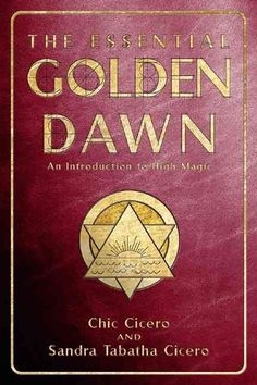 The Golden Dawn is one of the most influential and respected systems of magic in the world. Over a century old, the teachings of this once-secret society are considered the capstone of the Western Eso