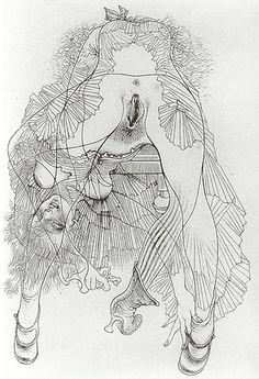 Hans Bellmer by Yu'an, via Flickr