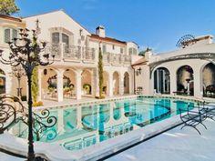 $9.8 Million Ornate Mansion in California 14