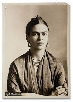 Photos From Frida Kahlo's Personal Collection