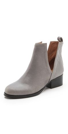 Jeffrey Campbell Oriley Cutout Ankle Booties | SHOPBOP
