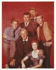 ''The Virginian'' TV Series  9-19-1962 to 3-24-1971