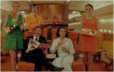 ::: | VARIG | ::: História Primeira Classe do Douglas DC-10-30 da VARIG anos 70
