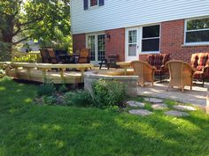 106 Best Deck With Patio Projects Archadeck Chicagoland Images