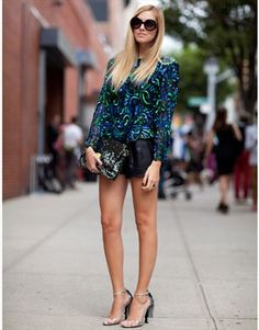 Fashion Friday: New York Street Style
