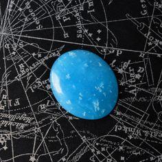 ヘミモルファイト 星屑の世界 27cts./ ルース・カボション