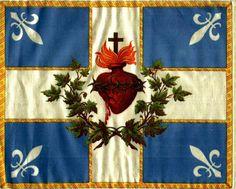 1er drapeau quebecois