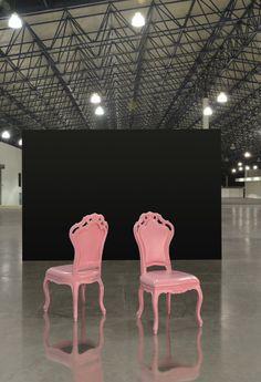 761-P Plastic Chair