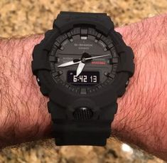 70f3cba8ed76 CASIO G-SHOCK BIG BANG BLACK Anniversary This watch was recently released  and released in November